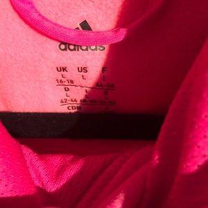 Size Large ADIDAS sweatshirt